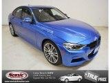 2014 Estoril Blue BMW 3 Series 335i Sedan #87419022