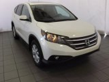 2014 White Diamond Pearl Honda CR-V EX #87457388