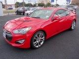 2013 Tsukuba Red Hyundai Genesis Coupe 3.8 Track #87457438