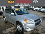 2011 Classic Silver Metallic Toyota RAV4 Limited #87457429