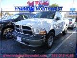 2011 Bright White Dodge Ram 1500 ST Regular Cab #87457496