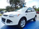 2014 White Platinum Ford Escape SE 1.6L EcoBoost #87457561