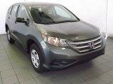 2013 Polished Metal Metallic Honda CR-V LX #87457370