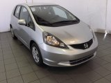 2013 Alabaster Silver Metallic Honda Fit  #87457366