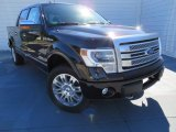 2013 Kodiak Brown Metallic Ford F150 Platinum SuperCrew 4x4 #87457631