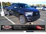 2013 Magnetic Gray Metallic Toyota Tundra TRD Rock Warrior Double Cab 4x4 #87457355
