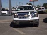 2014 Summit White Chevrolet Silverado 1500 LT Crew Cab 4x4 #87457803
