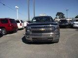 2014 Brownstone Metallic Chevrolet Silverado 1500 LT Crew Cab #87457800