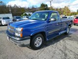 2003 Chevrolet Silverado 1500 LS Regular Cab 4x4 Data, Info and Specs
