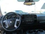 2011 Chevrolet Silverado 1500 LT Extended Cab 4x4 Dashboard