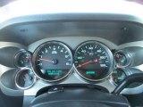 2011 Chevrolet Silverado 1500 LT Extended Cab 4x4 Gauges