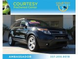 2013 Tuxedo Black Metallic Ford Explorer Limited #87457732