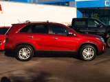 2014 Remington Red Kia Sorento LX AWD #87493711