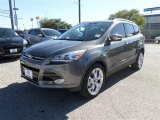 2014 Sterling Gray Ford Escape Titanium 2.0L EcoBoost #87493745