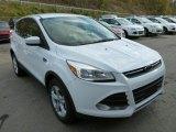 2014 Oxford White Ford Escape SE 1.6L EcoBoost #87493817