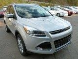 2014 Ingot Silver Ford Escape Titanium 2.0L EcoBoost 4WD #87493814