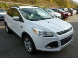 2014 Oxford White Ford Escape SE 2.0L EcoBoost 4WD #87493812