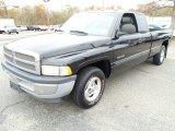 1999 Black Dodge Ram 1500 SLT Extended Cab #87493654