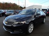 2014 Blue Ray Metallic Chevrolet Impala LT #87493863
