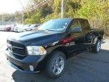 2014 Black Ram 1500 Express Quad Cab 4x4 #87493906