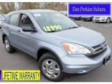 2011 Glacier Blue Metallic Honda CR-V LX 4WD #87493623