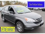 2011 Polished Metal Metallic Honda CR-V LX 4WD #87493622