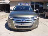 2013 Ginger Ale Metallic Ford Edge Limited #87493618