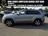 2014 Billet Silver Metallic Jeep Grand Cherokee Overland 4x4 #87518079