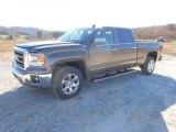 2014 Brownstone Metallic Chevrolet Silverado 1500 LT Crew Cab 4x4 #87523954