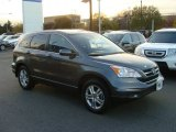2011 Polished Metal Metallic Honda CR-V EX-L 4WD #87524117