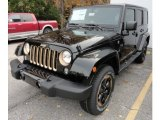 2014 Jeep Wrangler Unlimited Dragon Edition Black/Gold