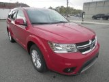 Redline 2-Coat Pearl Dodge Journey in 2014