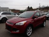 2014 Ruby Red Ford Escape Titanium 2.0L EcoBoost 4WD #87524017