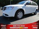 2014 White Dodge Journey Amercian Value Package #87523675