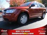 2014 Copper Pearl Dodge Journey Amercian Value Package #87523672