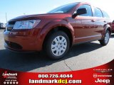 2014 Copper Pearl Dodge Journey Amercian Value Package #87523670