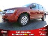 2014 Copper Pearl Dodge Journey Amercian Value Package #87523669