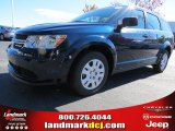 2014 Fathom Blue Pearl Dodge Journey Amercian Value Package #87523668
