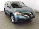 2014 Mountain Air Metallic Honda CR-V LX #87523513