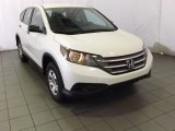 2014 White Diamond Pearl Honda CR-V LX #87523511