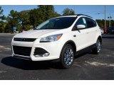 2014 Oxford White Ford Escape SE 1.6L EcoBoost #87523917