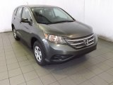 2014 Polished Metal Metallic Honda CR-V LX #87523508