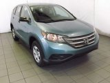 2014 Mountain Air Metallic Honda CR-V LX #87523507