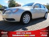 2014 Cashmere Pearl Chrysler 200 LX Sedan #87523647