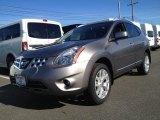 2013 Platinum Graphite Nissan Rogue SV AWD #87523986