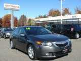 2010 Polished Metal Metallic Acura TSX Sedan #87523806
