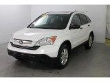 2009 Taffeta White Honda CR-V EX 4WD #87523457