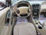 2002 Ford Mustang V6 Convertible Dashboard