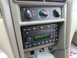 2002 Ford Mustang V6 Convertible Controls