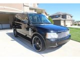 2006 Java Black Pearl Land Rover Range Rover HSE #87569397